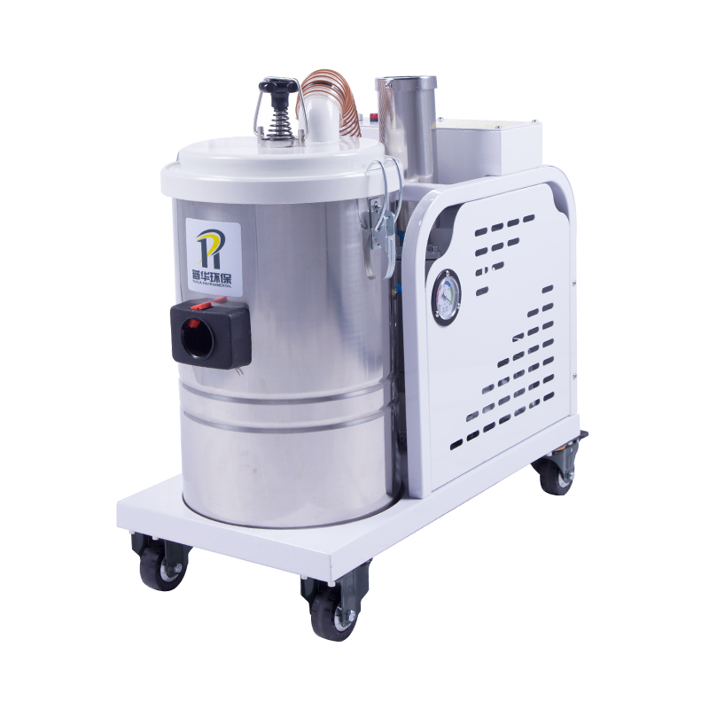 PSB Series―Bag Manual Dust-type Industrial Vacuum Cleaner In terms of electrical systems, the main e