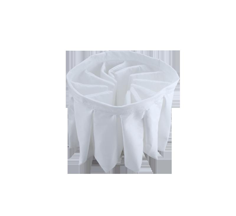 P07 multi-fold filter bag