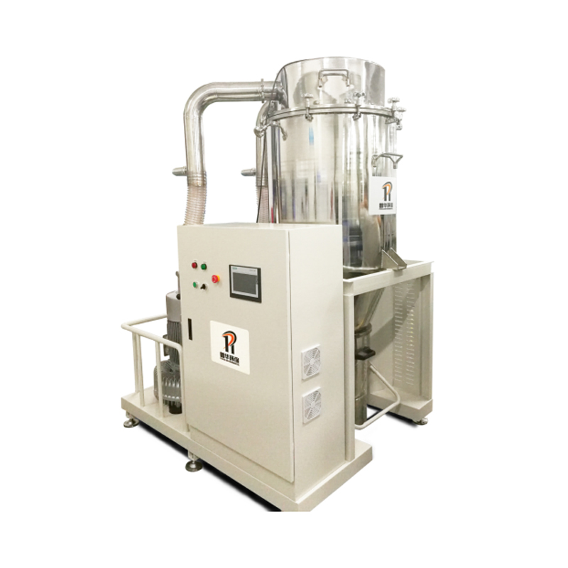 ZPC Series-Frequency Conversion High Vacuum Central Vacuum System