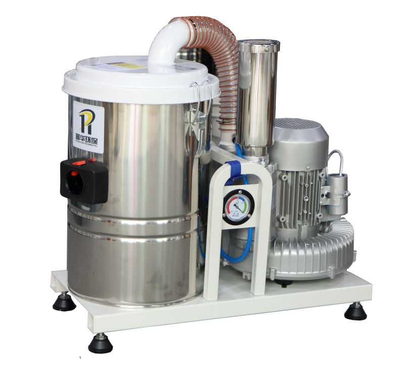 Custom (small) industrial vacuum cleaners