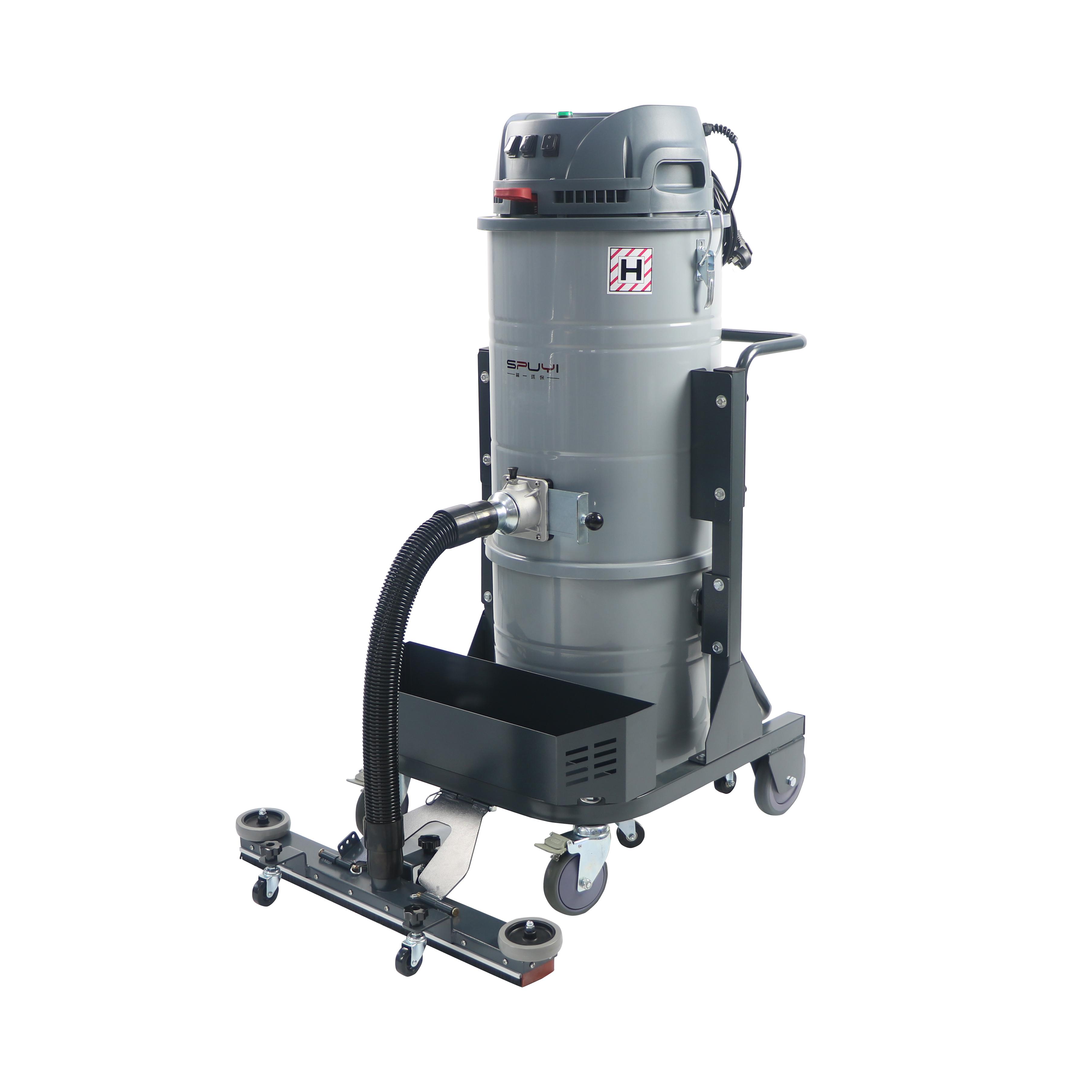 PY3 Series―Single Phase Industrial Vacuum Cleaner