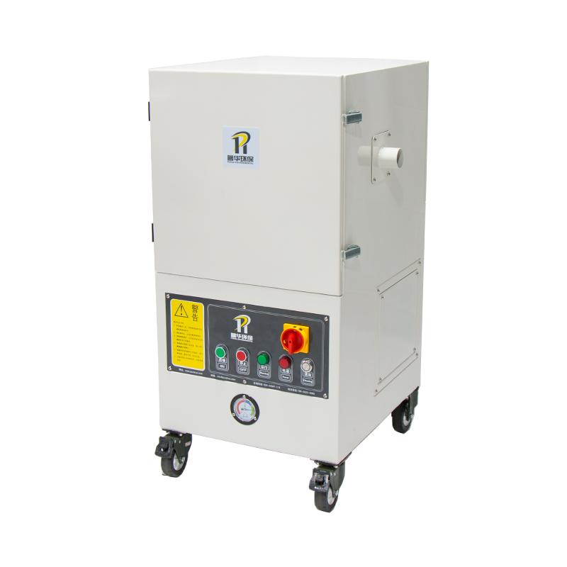 DG Series―High Negative Pressure Basic Industrial Dust Collector