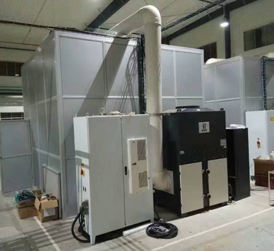 02 Laser processing soot and dust comprehensive solution